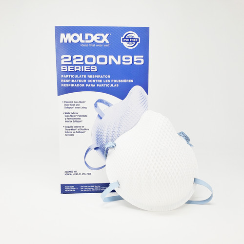 MOLDEX 2200 Series N95 Mask