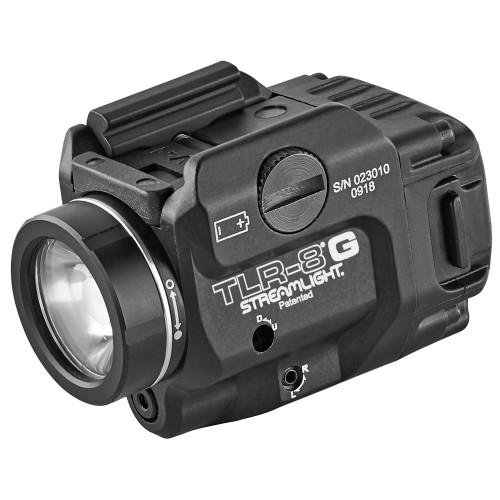 Streamlight TLR-8 G Handgun light 500 Lumens w/Green Laser