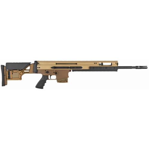 "FN SCAR 20S  7.62x51 20"" Barrel FDE w/Geissele Super SCAR Trigger"