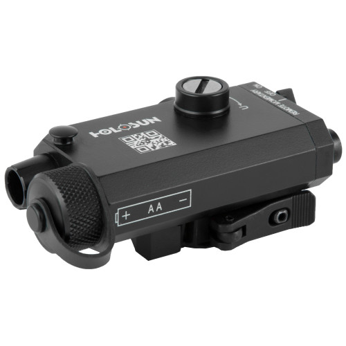 Holosun LS117R Red Laser QD Mount
