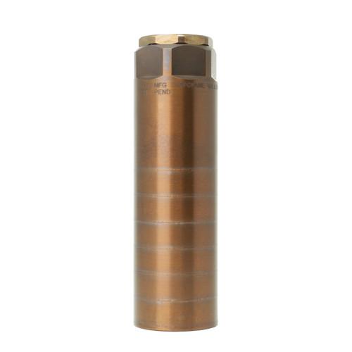 AXIS MFG DIGNITARY Suppressor .358 Caliber