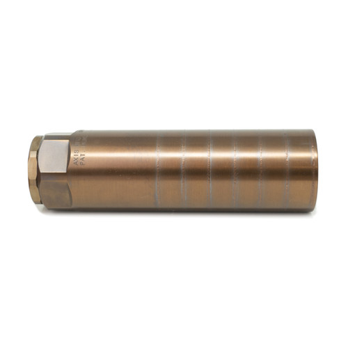 AXIS MFG DIGNITARY Suppressor .358 Caliber