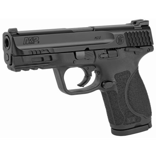 Smith & Wesson M&P 2.0 9MM Pistol w/thumb safety