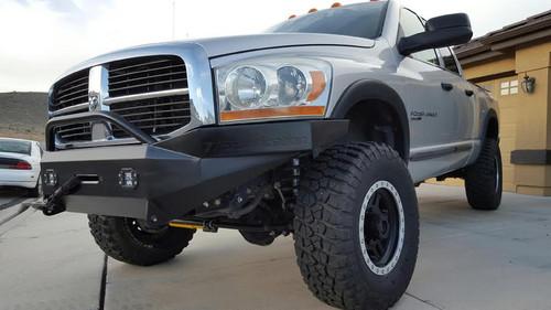 (POWERWAGON) 2006-2009 3RD GEN - 775Fab Front Bumper