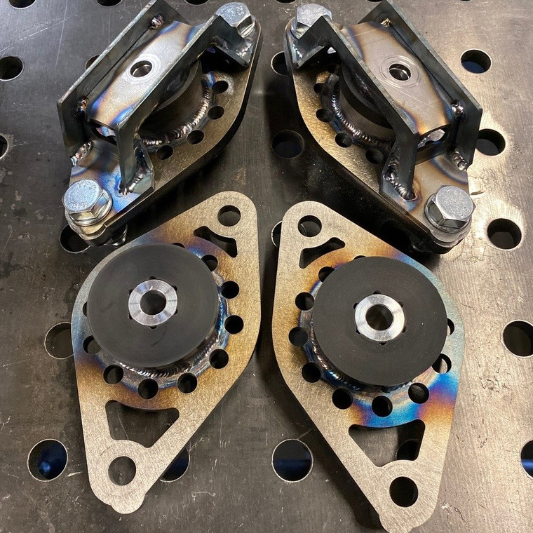Race Engine and Transmission Mount System for Wildcat XX 2018-2020 and Tracker XTR