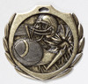 Football Burst Medal