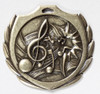 Music Burst Medal