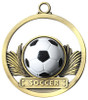 Game Ball Soccer Medal