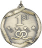 Ribbon First Place Medal