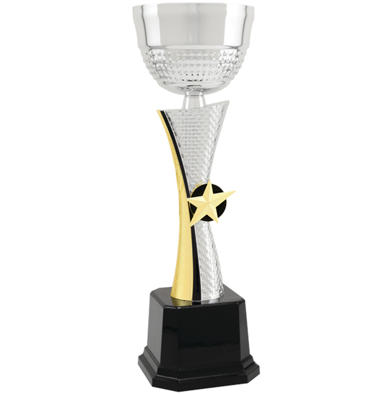 Silver/Gold Cup w/Star