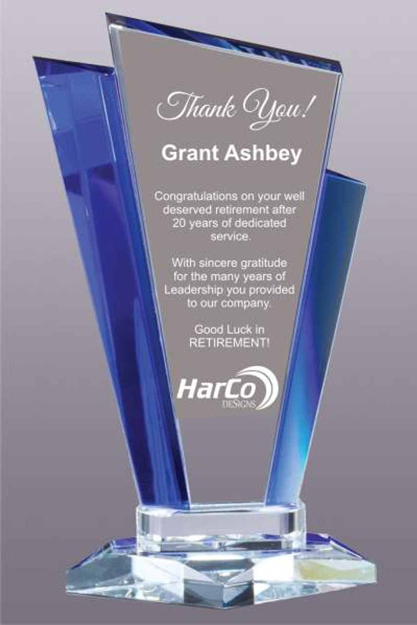 Glass Retirement Award