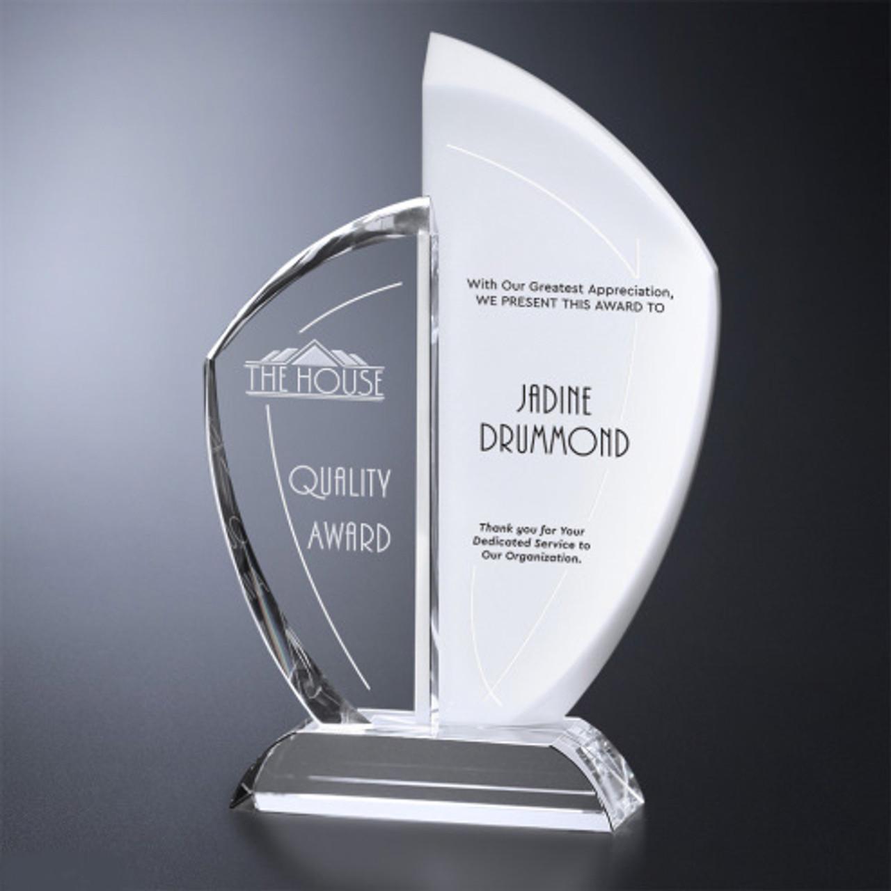 White Crystal Award