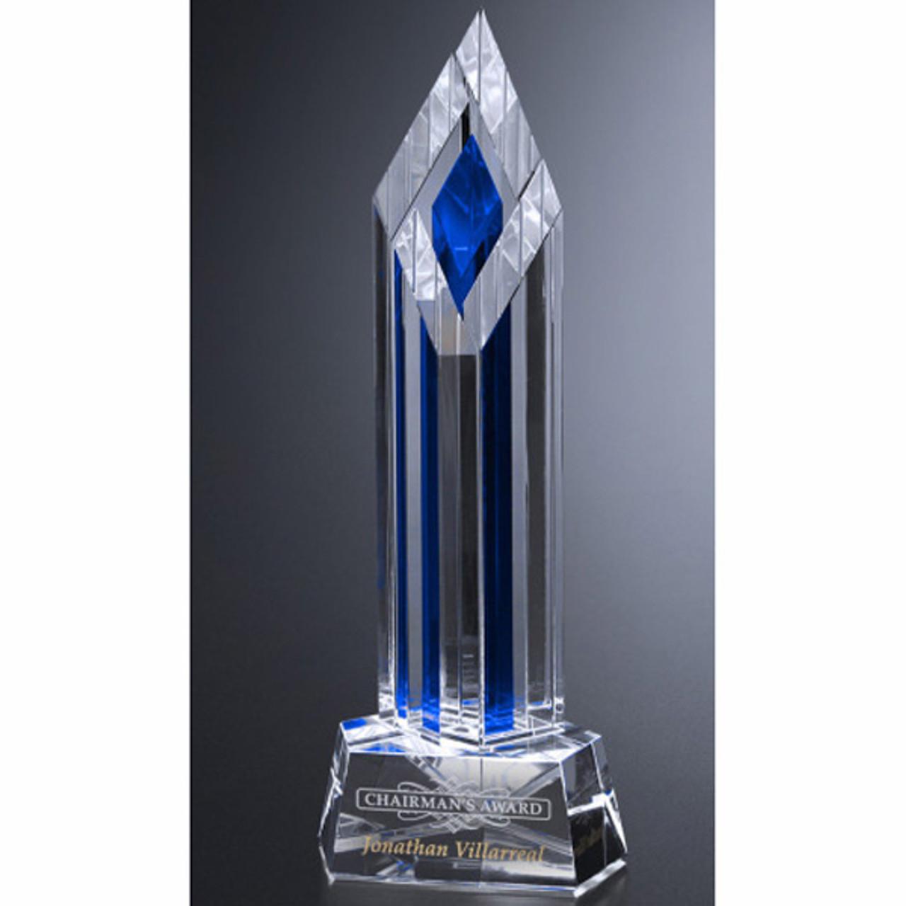 Halifax Blue Crystal Award