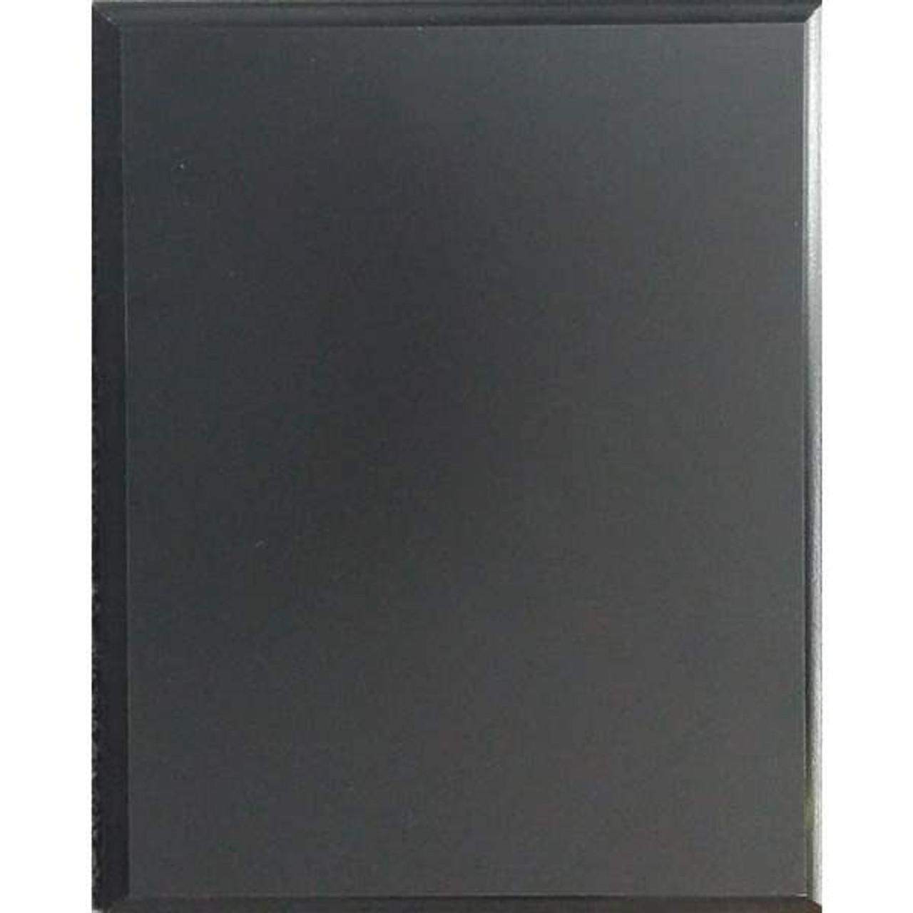 Black Matte Plaque