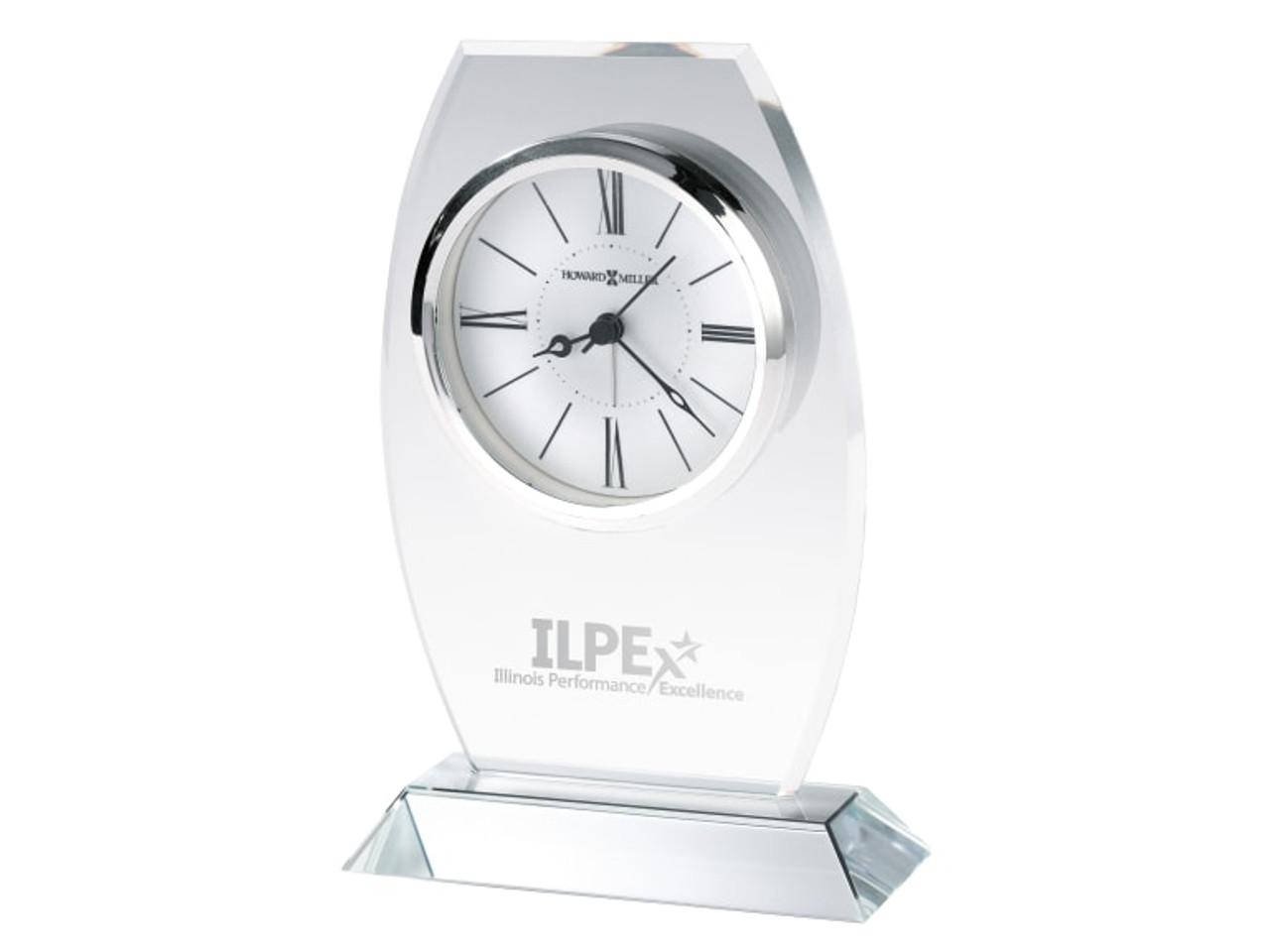 Cabri crystal alarm clock