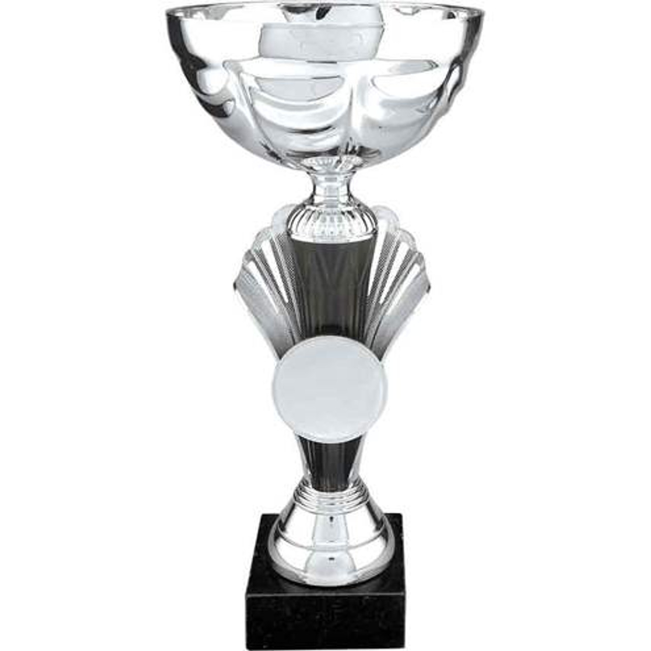 Silver Cup on Marble Base