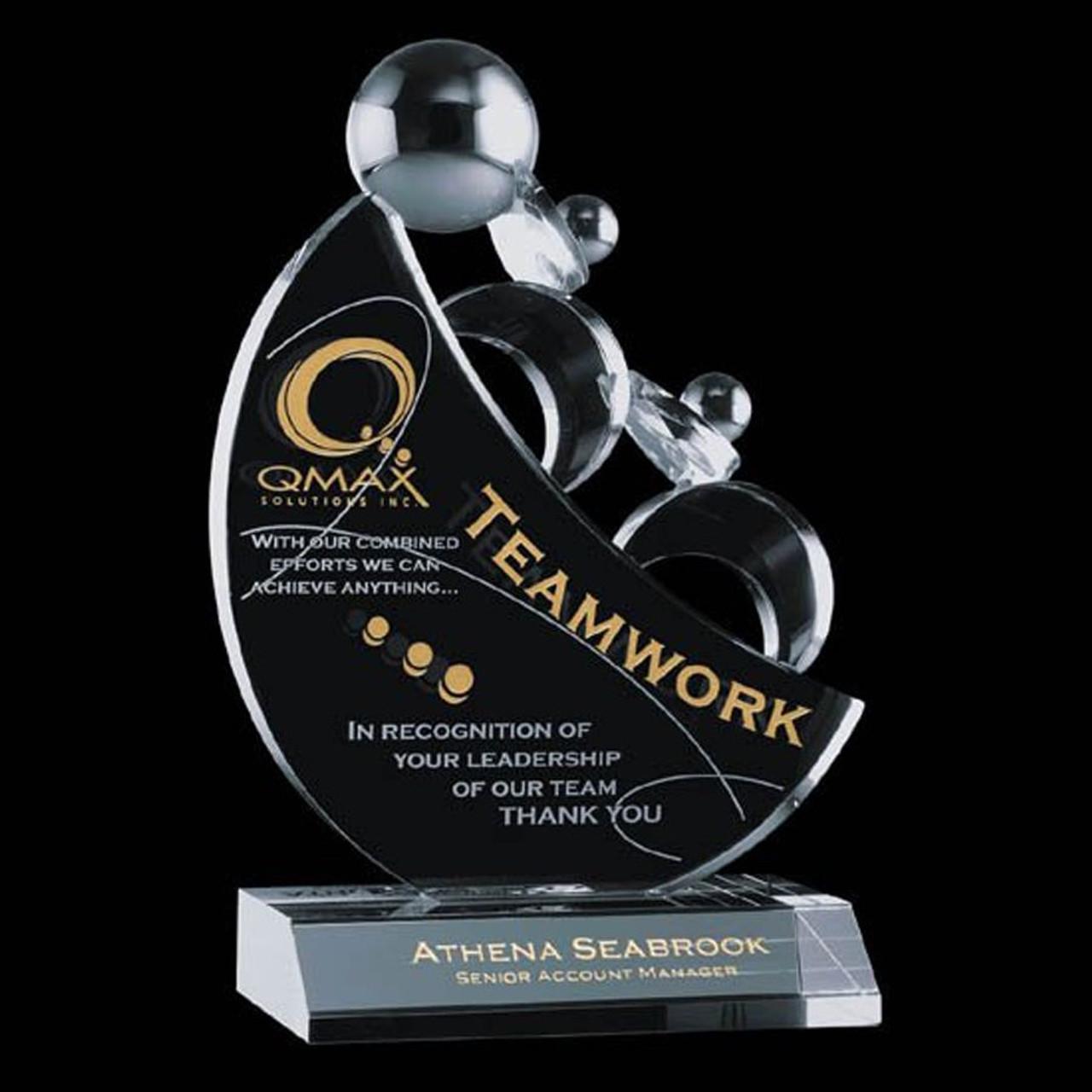 Crystal Teamwork Award
