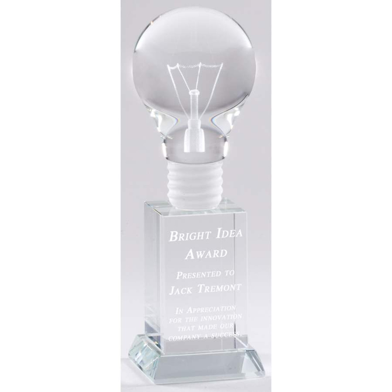 Crystal Light Bulb Award