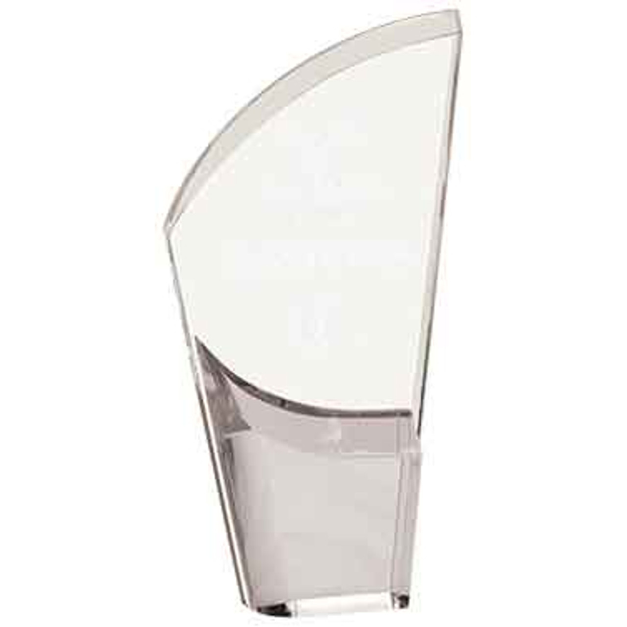 Silver Lunar Acrylic Award