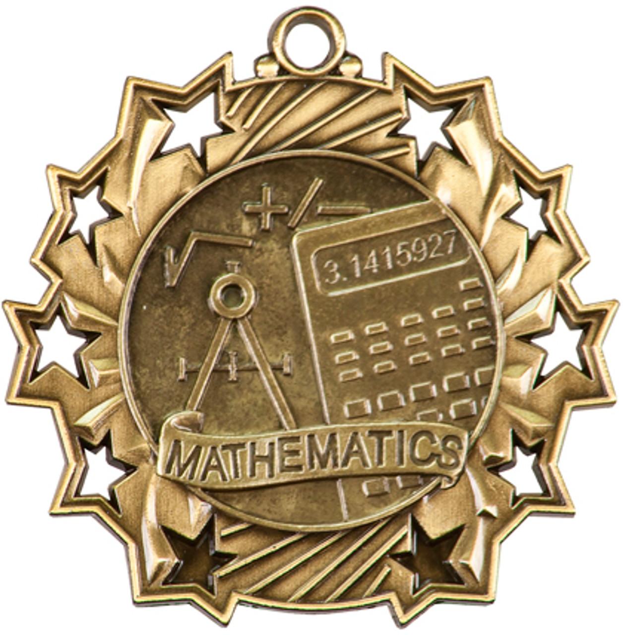 Math Medal