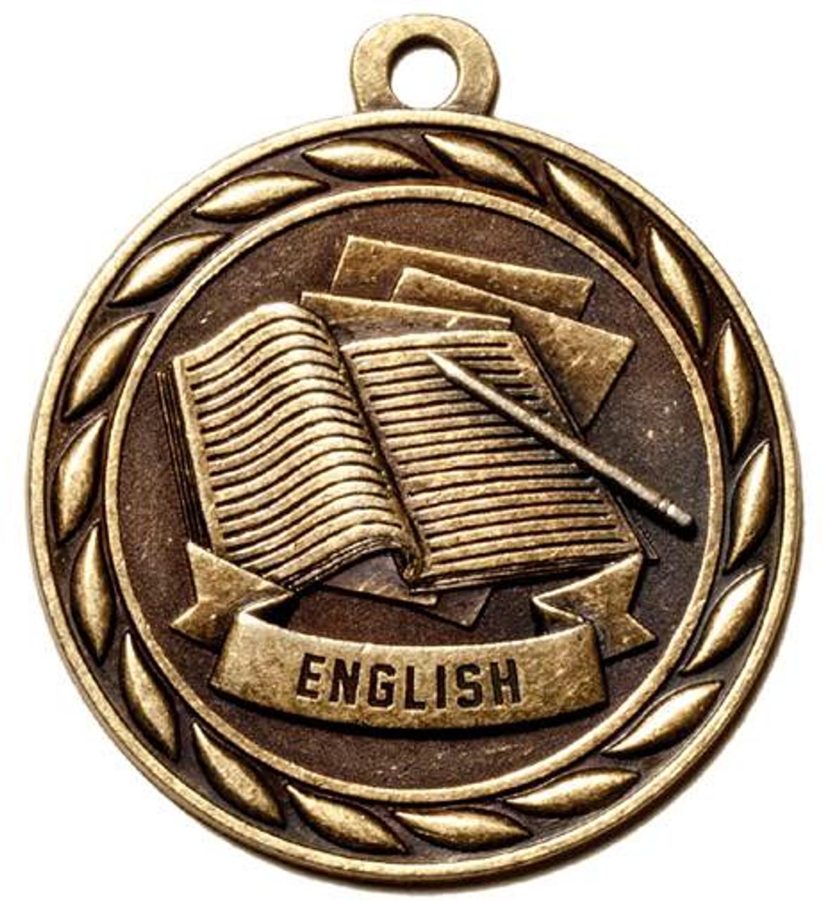 English Medal
