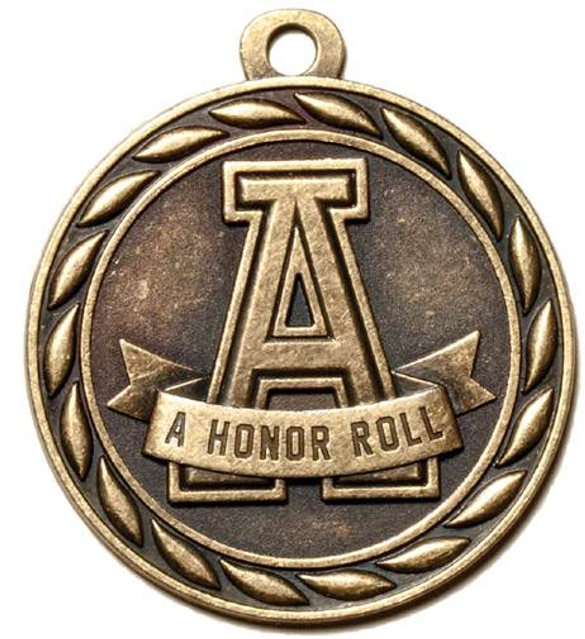 A Honor Roll Medal