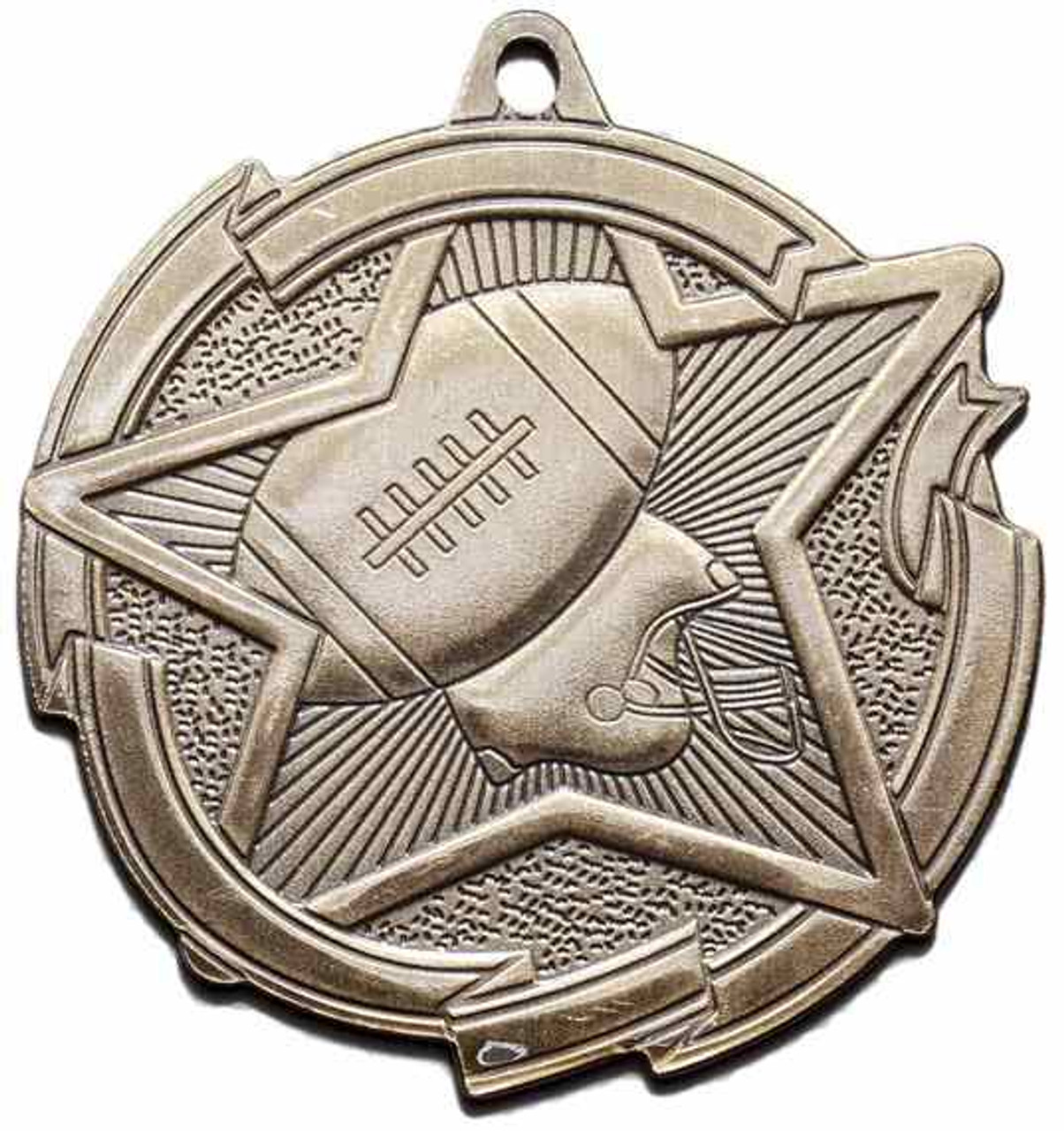Star Football Medal