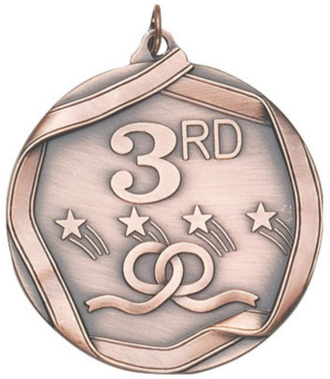 Ribbon Third Place Medal