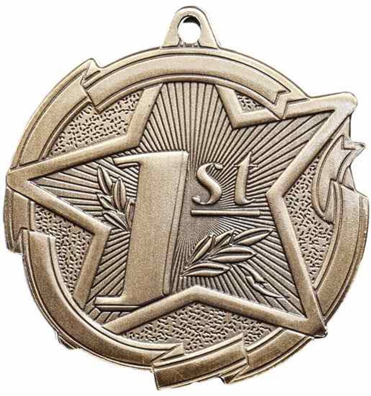 Star  First Place Medal