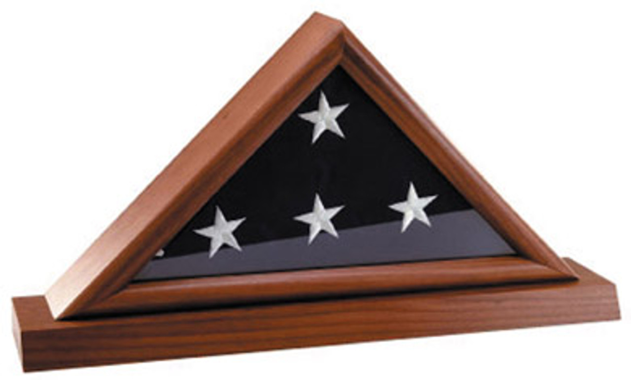 Small Deluxe Flag Box