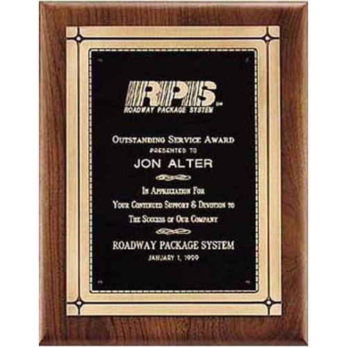 Bronze Casting Plaque
