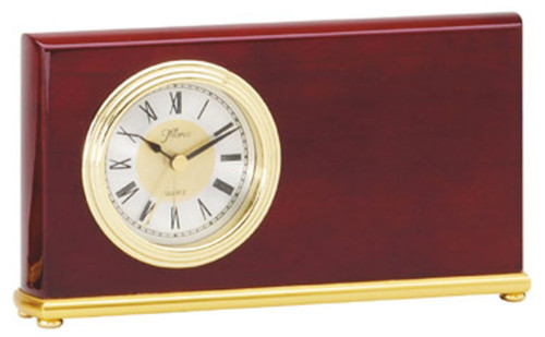 Rectangle Classic Clock