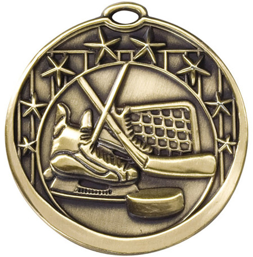 Hockey Six Star Medal