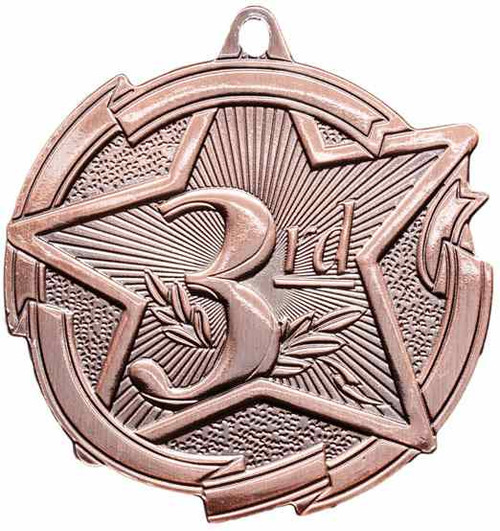 Star Third Place Star Medal
