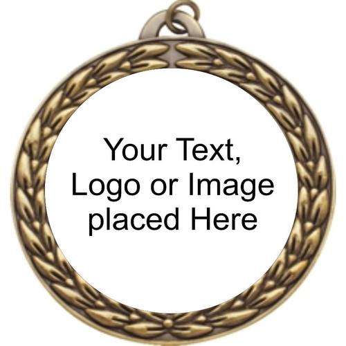 Wreath S2 Custom Medal Holder