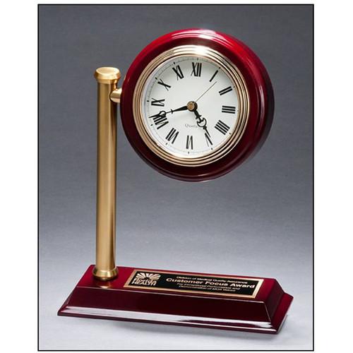Rail Station Style Desk Clock