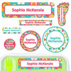 All Things Spring  Labels for Daycare