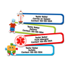 Medical Condition Stickers for Children