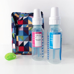 Reusable Daycare Baby Bottle Labels