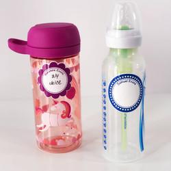 Labels for Baby Bottles