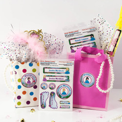 Birthday Party Favors Personalized