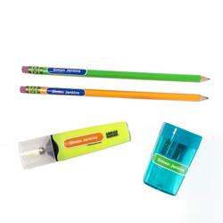 Pencil Name Labels