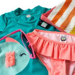 Stick On Clothing Labels for Kids