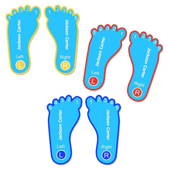 Shoe Matching Shoe Labels