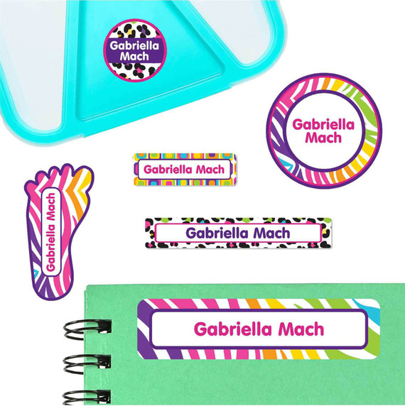 Labels for Preschool and Daycare
