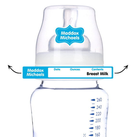 Breast Milk Labels for Daycare