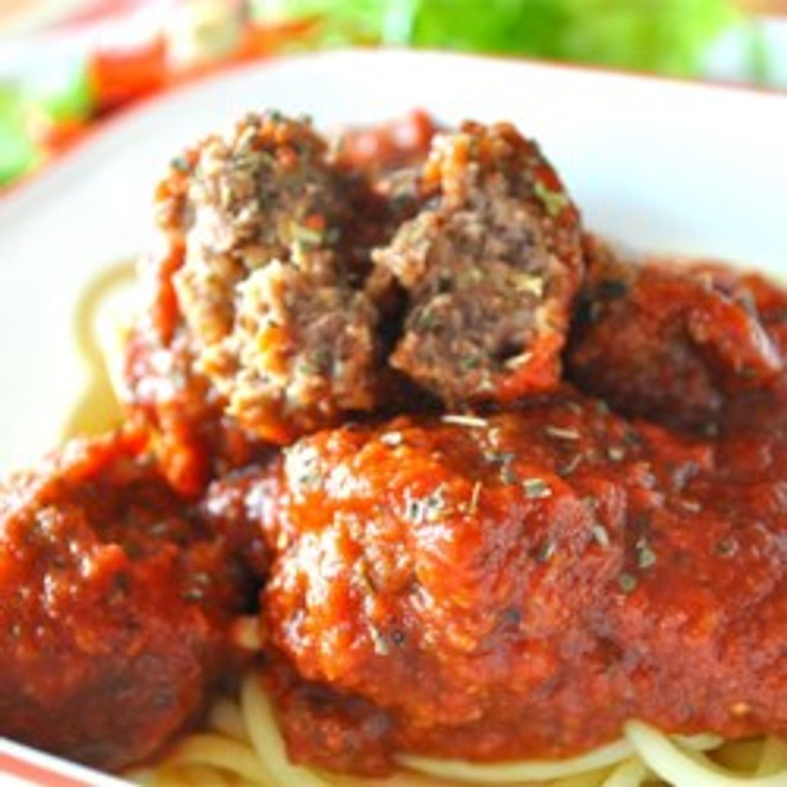 Mom Recipe: Meatball Nirvana