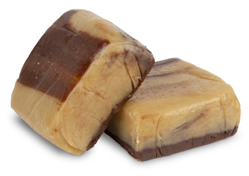 Chocolate / Peanut Butter Fudge