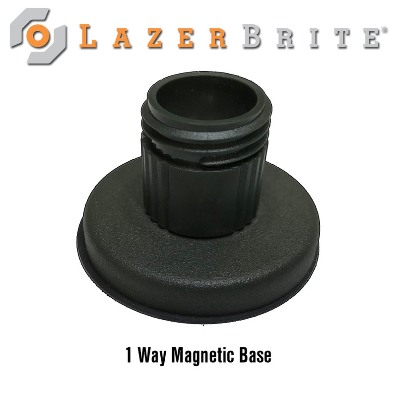 LazerBrite Magnetic Base - Single