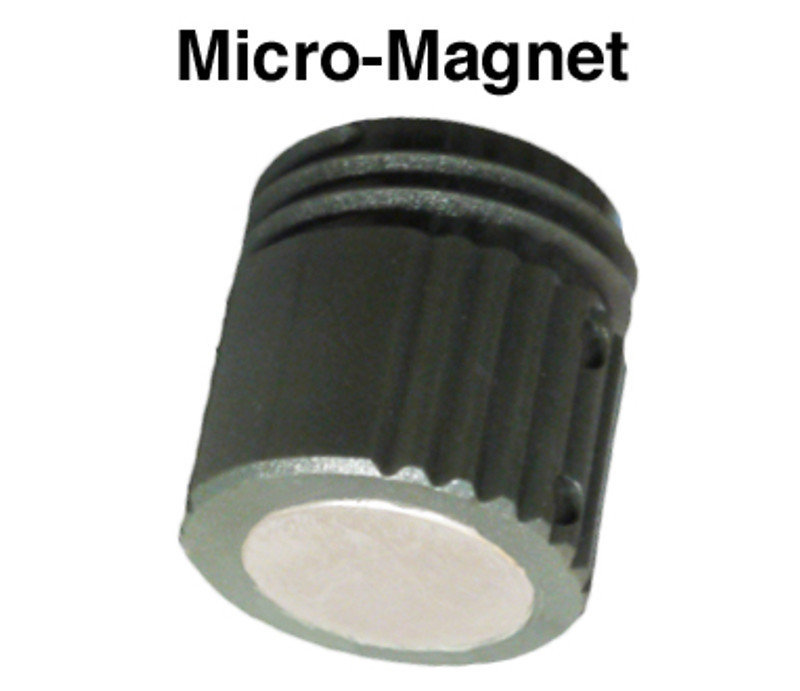 Attach this Powerful Rare Earth Magnet to any lazerBrite Head to securely attach to any ferrous material.